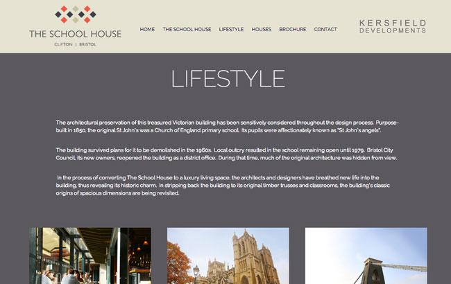 schoolhouse website